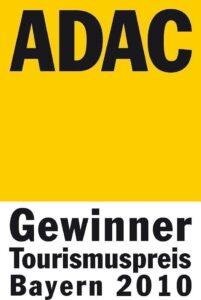 ADAC - Tourismuspreis Bayern 2010