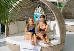 Relax-Insel Panorama-Lounge